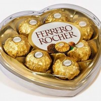 Ferrero Heart Shape Box Chocolate